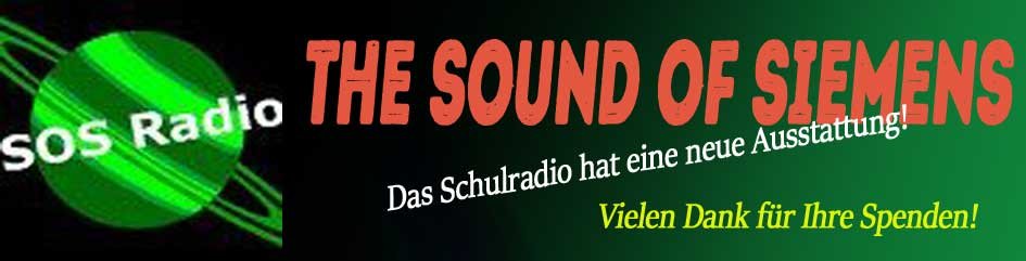 SOS-Sounds of Siemens - Schulradio
